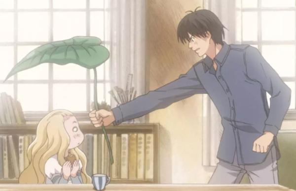 日本十大感人爱情动漫