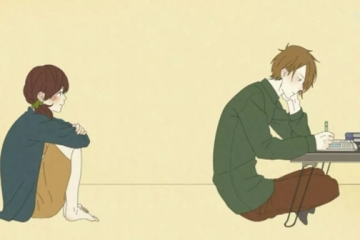 日本十大感人愛情動漫,都是壓箱底的寶
