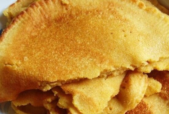 石家庄十大名吃 宫面口感好,锅贴饼子很独特
