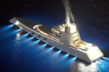 世界十大最贵私人游艇 Azzam游艇可容纳300人