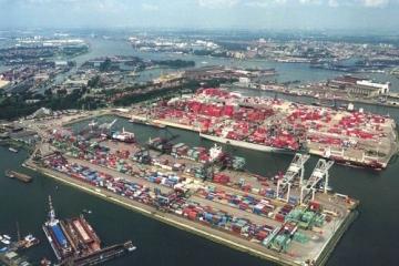 欧洲十大港口排名 鹿特丹港口第一,第九公元前就存在