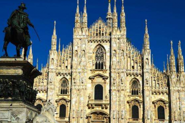 世界最大教堂排名 圣彼得大教堂1.51万平方米(世界第一)