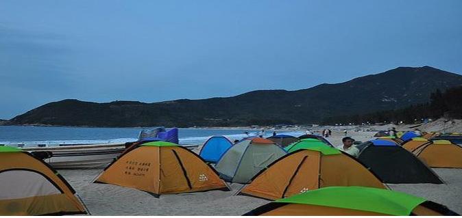 广东露营十大圣地 广东海边露营地点推荐