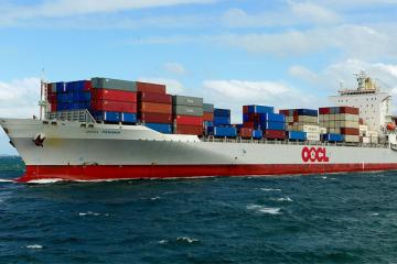 世界十大集装箱航运公司排名 马士基集团第一,中国3公司上榜