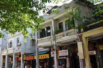 广州十大历史老街 广州哪个老街最好玩