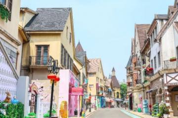 抖音广州的网红小镇 欧洲小镇网红打卡圣地