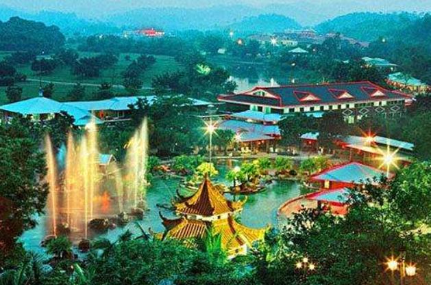广东哪里的度假村好玩 盘点广东十大度假村