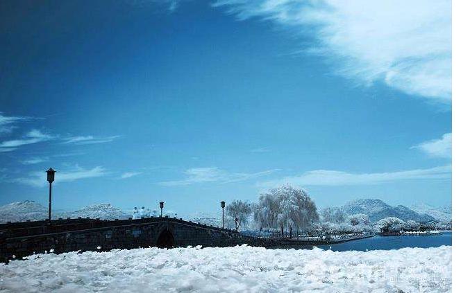 中国冬天适合去哪看雪?中国看雪的十大地方盘点
