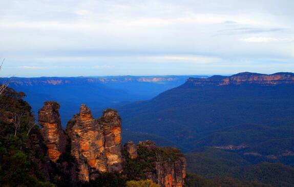 澳大利亚十大著名景点 悉尼歌剧院上榜,黄金海岸必去