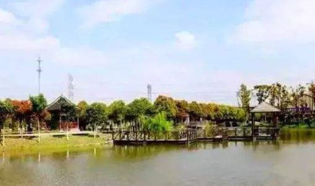 上海十大名村 七宝镇九星村光荣上榜