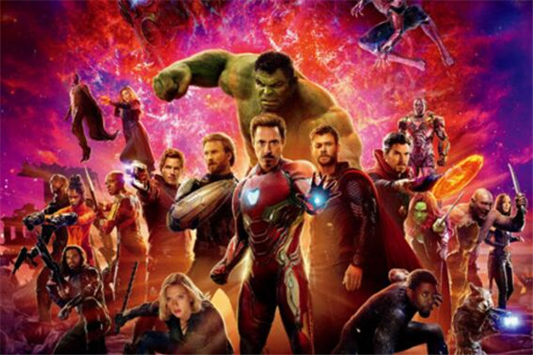 美国十大票房电影排名 阿凡达居首位,复仇者系列三部上榜