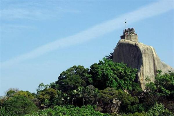 厦门岛内必到十大景点 南普陀寺不可错过,你都去了吗