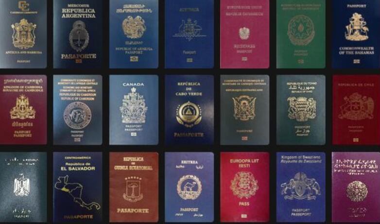 2019全球护照含金量排行榜,日本190个位居第一(完整榜单)