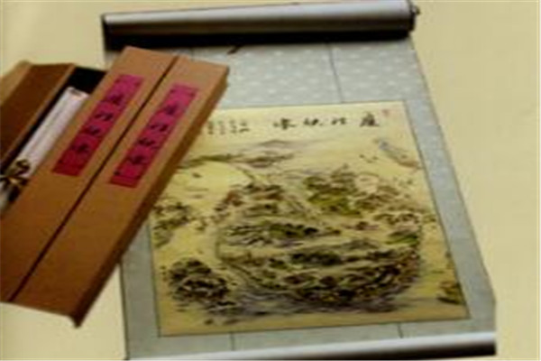 去厦门必买的纪念品 漆线雕是千年传统工艺,第一最具代表性