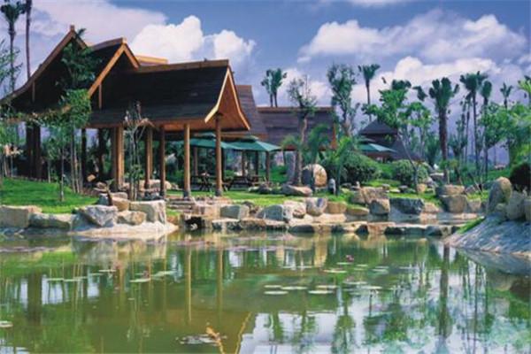 福建十大温泉度假村 环境超美,不去后悔哟