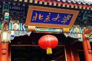 2019年中国大学百篇学术论文影响力排名,北大第一