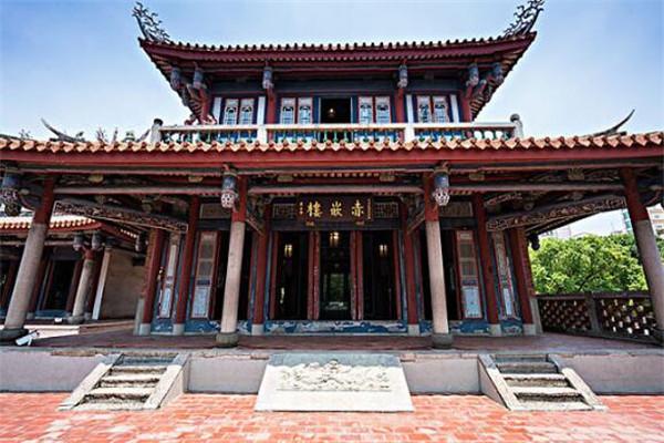 台湾十大名胜古迹 太鲁阁/台北故宫你都去过吗