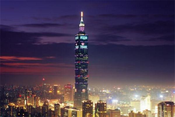 宝岛台湾有哪些风景区图片