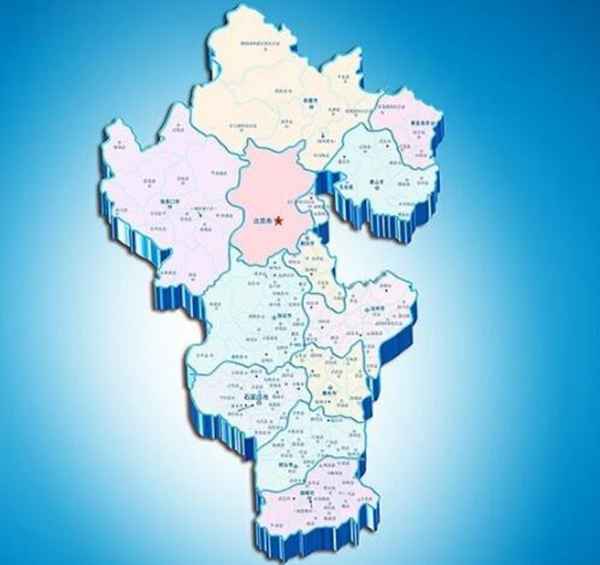 2018年河北各城市GDP排名