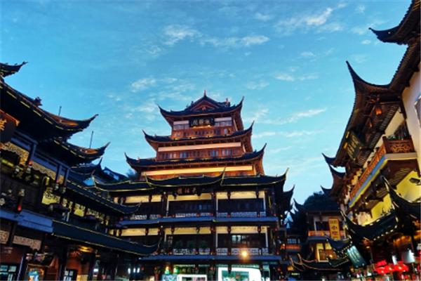 上海10个超有趣的地方 好玩到爆,你都去过吗