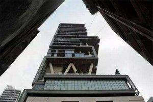 亞洲十大豪宅排名 凱旋1號水龍頭是24K金,第一造價20億美元