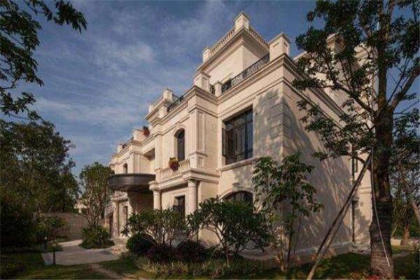 亚洲十大豪宅排名 凯旋1号水龙头都是24K金,第一造价20亿美元