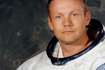 BBC评20世纪最伟大探险家:登月第一人阿姆斯特朗入围