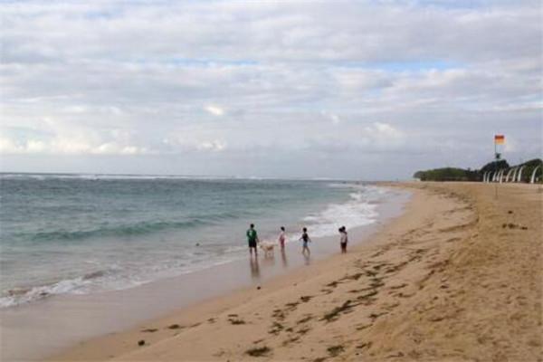 巴厘岛十大海滩 巴厘岛哪个海滩最美