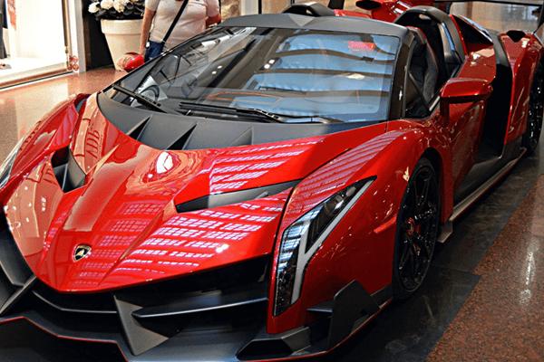 世界10大豪车排行榜 劳斯莱斯慧影仅第二,第一约1.2亿