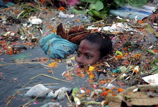 全球十大污染城市 印度多個城市上榜