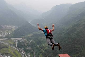 十大最危险极限运动死亡率排名 第二名死亡率高达3成