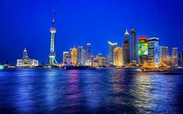 中国顶级城市排名top20