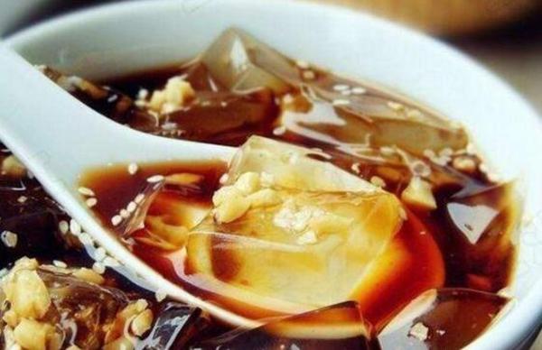 中国各地区城市解暑美食