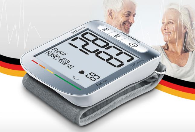 手腕测压仪排行榜 随时监测血压,给你健康生活