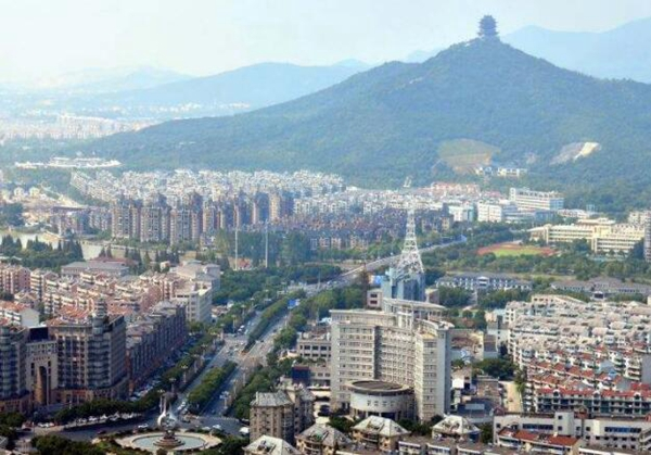 中国民富城市排行榜