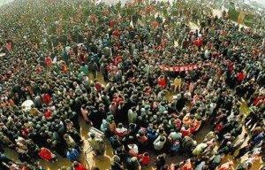 全国各大城市人口排名2019,重庆3000万居首