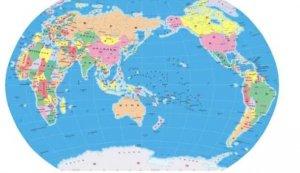 1986年世界各國國民生產總值排名,世界GDP總量排名
