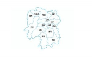 2018年湖南省各城市GDP排名,婁底市增速8.6%排名第一