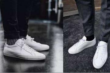 男生经典鞋款top10 时尚百搭,你都选对了吗