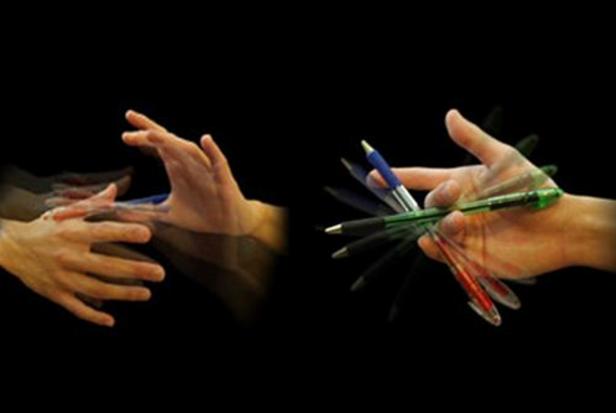 十大手部極限運動 不可思議的極限操作