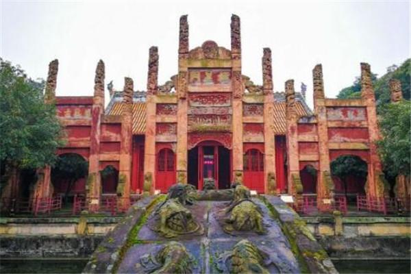 自贡最好玩的地方推荐 自贡好玩的地方排行榜