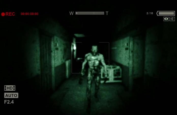 ps4恐怖游戏排行 令人窒息的恐怖气氛