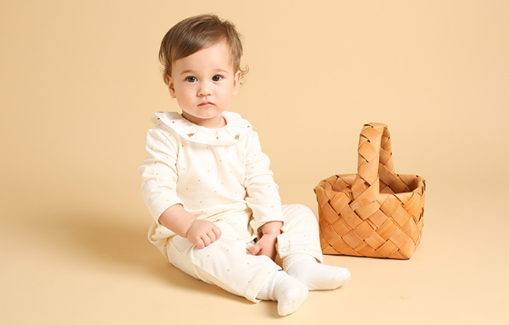 婴儿连体衣十大品种 教你选择最舒适的