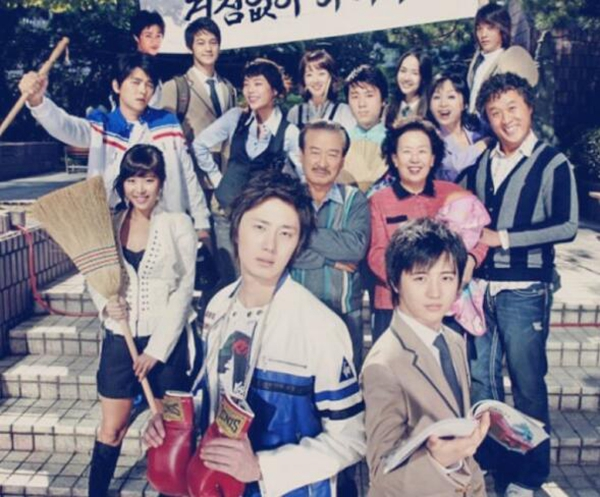 搞笑韩剧排行榜前十名,好看又搞笑的韩国经典电视剧推荐