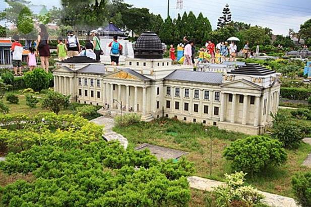 世界十大主题公园 中国上榜四个,世界之窗位列第二
