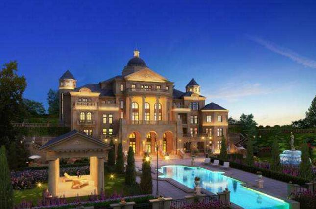 全球十大別墅排行榜 第一價值65億元,別墅共計27層