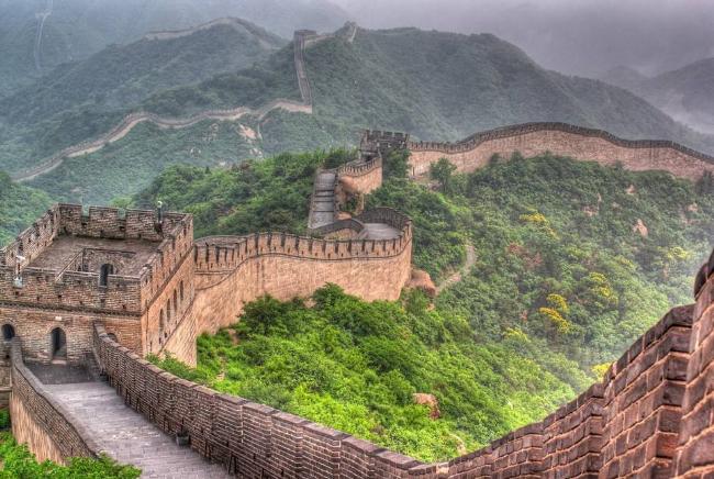 世界十大奇迹排名 兵马俑与长城皆上榜