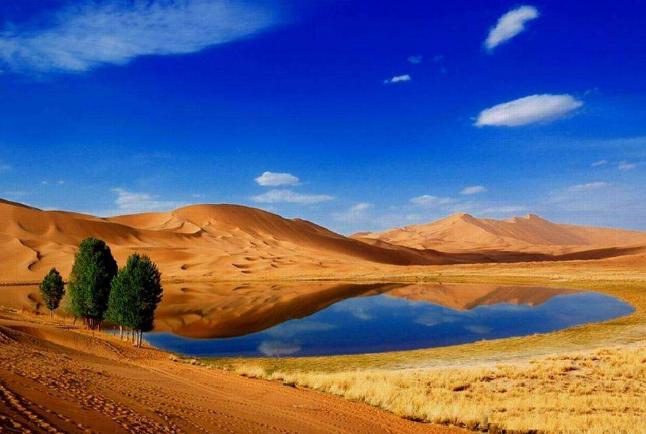 内蒙古十大著名景点 沙漠草原应有尽有