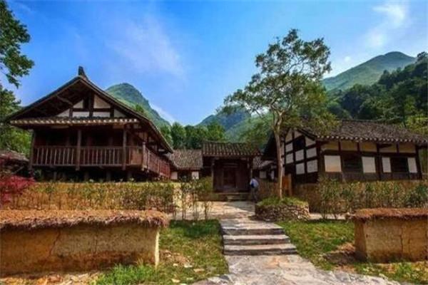 贵州十大名村 蓬莱村如人间仙境,下纳灰村历史悠久