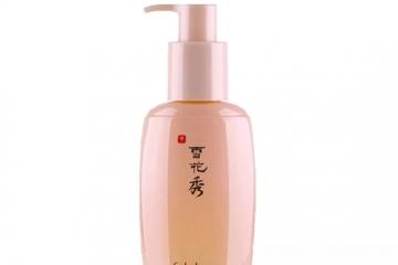 韩国十大洗面奶排行榜,温和修复祛痘印抗衰老洗面奶